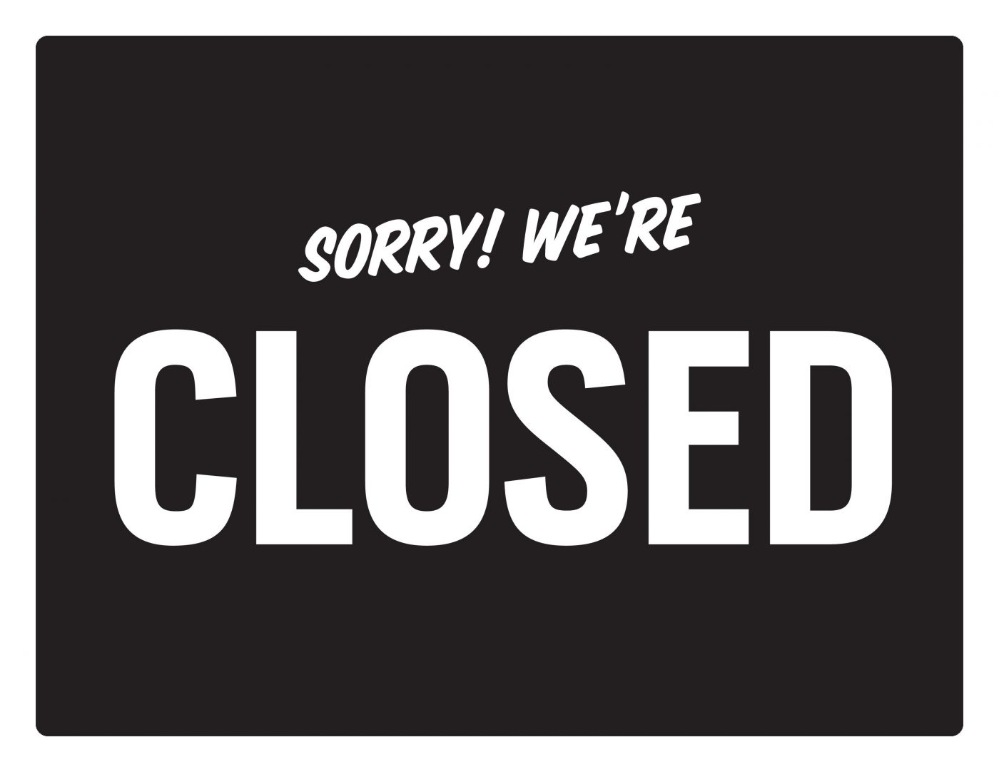 Office Closures - Gloucester & Almonte Family Optometrists